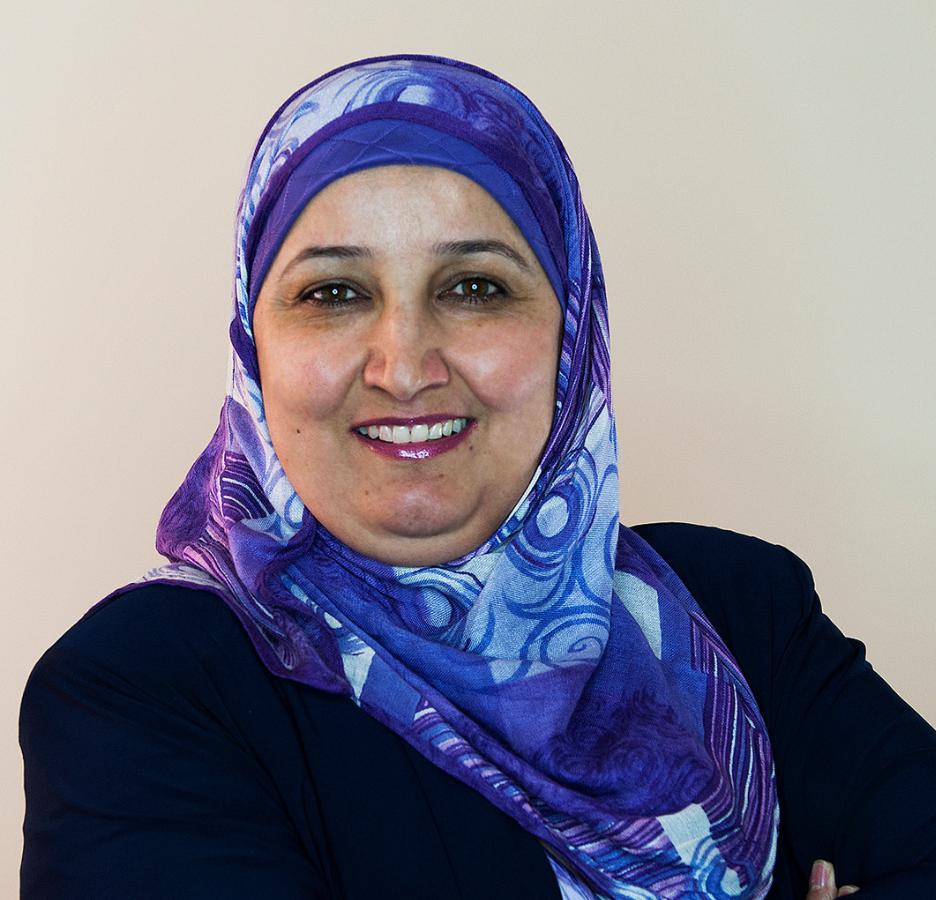 Dr. Sanaa Alharahsheh