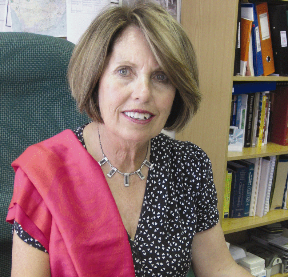 Prof. Lucille Blumberg