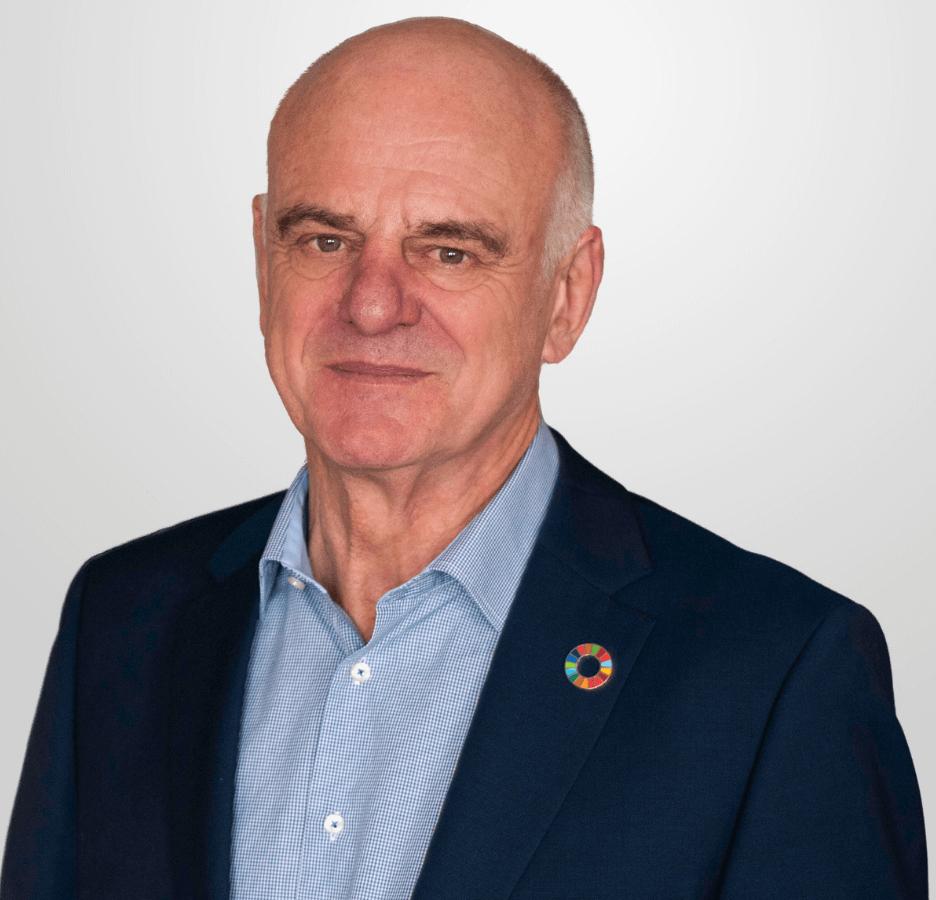 Dr. David Nabarro
