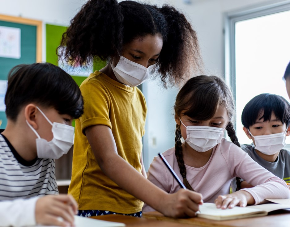 Schools Must Take Advantage of the 'Social Vaccine' They Provide