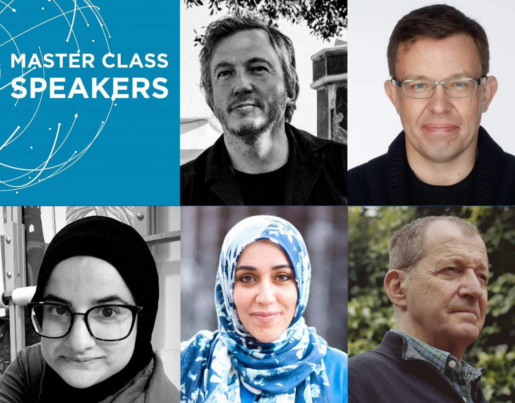 Five Masterclasses Featuring High-Profile International Speakers Announced for WISH
