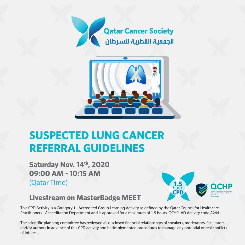 Suspected Lung Cancer Referral Guidelines
