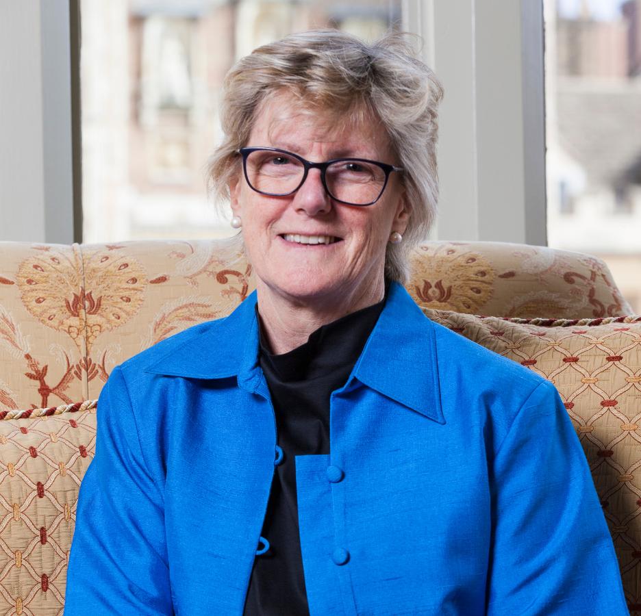 Prof. Dame Sally Davies
