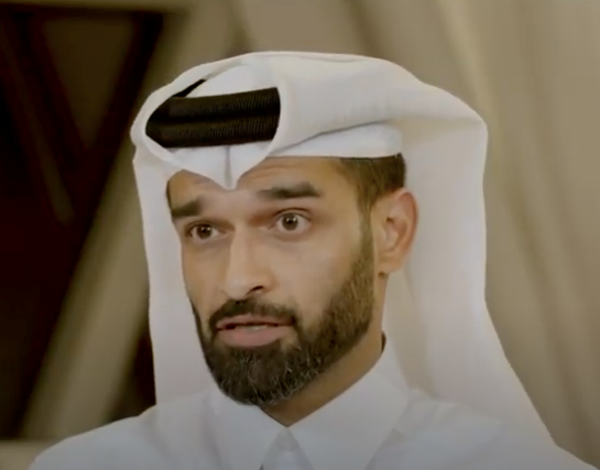 """سعادة السيد حسن الذوادي في """"ويش"""" 2020: الرياضة تلعب دورًا في العودة إل الحياة الطبيعية"""