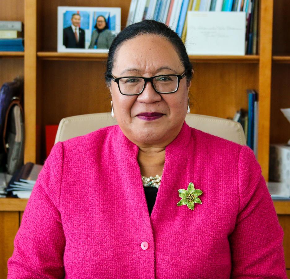Ms. Fekitamoeloa Katoa 'Utoikamanu